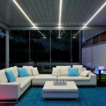 Pergola LED Licht
